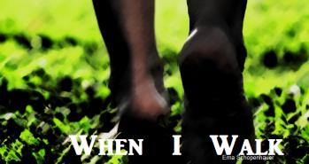 When I walk cover